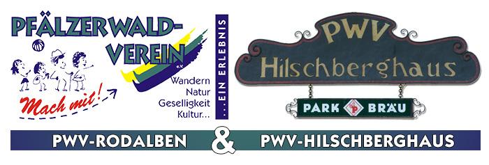 PWV Rodalben | Hilschberghaus Logo